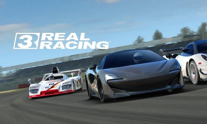 Real Racing 3 برای کامپیوتر